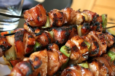 Yakitori - Japanese Teriyaki Chicken