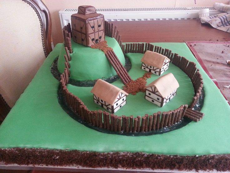 Pin Cakes Castle Fountain Wedding Cake Cake On Pinterest