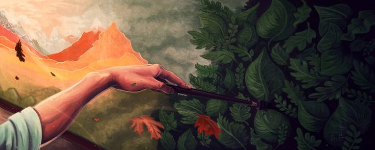 Leaf by Niggle by 89ravenclaw.deviantart.com on @deviantART
