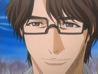 Captain Aizen from Bleach...when his character seemed good.