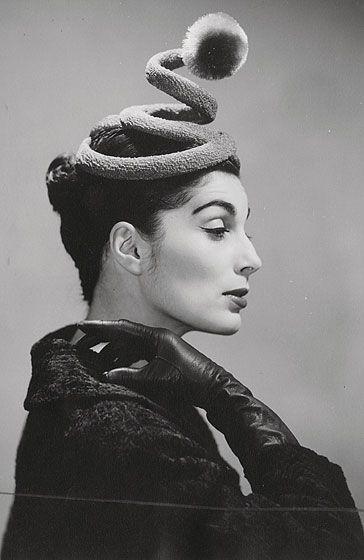 Hat by Bill Cunningham