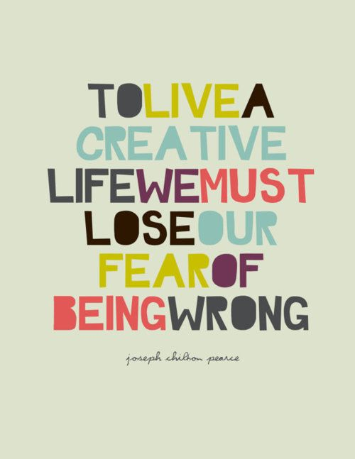 Losing our fear of failure is one of the most powerful reasons I believe more organizations should encourage employees to play.  Want to learn more about why making mistakes is good for you?  Visit www.michellemcquaid.com.