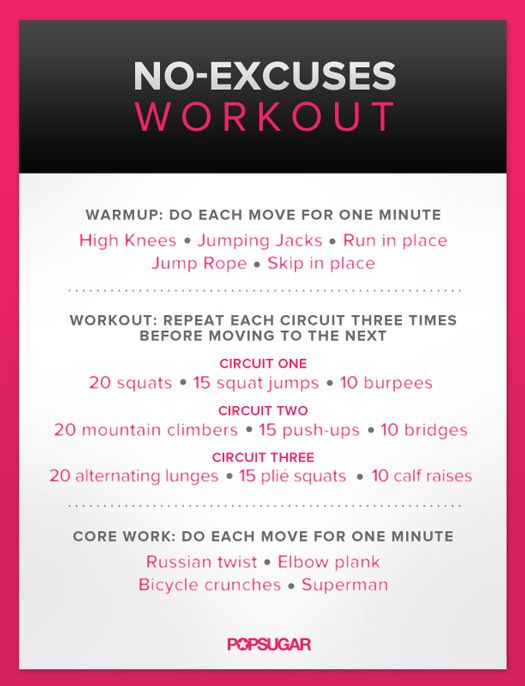 I'm exhausted just reading through this workout.