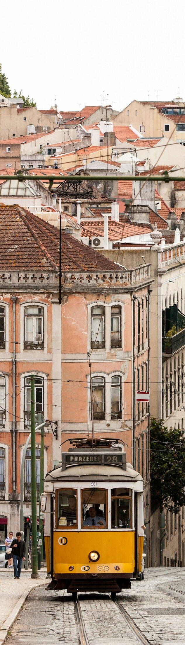 Lisbona, Portogallo.