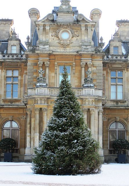 Waddesdon Manor - Waddesdon, Buckinghamshire, England