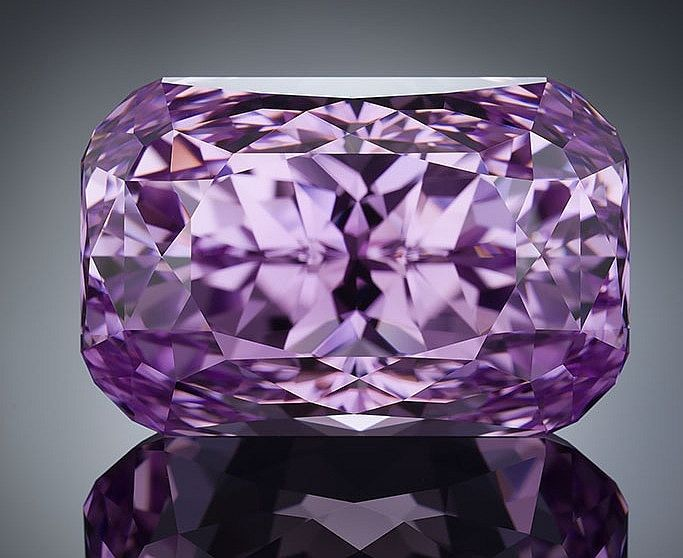 very fine afghan kunzite by uniquely k custom gems