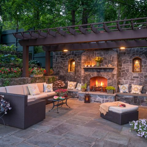 Houzz - Outdoor Living Space | For the Home:Outdoors ... on Houzz Outdoor Living Spaces id=77938