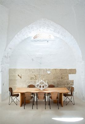 Italian Vacation Home by designers Ludovica and Roberto Palomba | Featured on Sharedesign.com