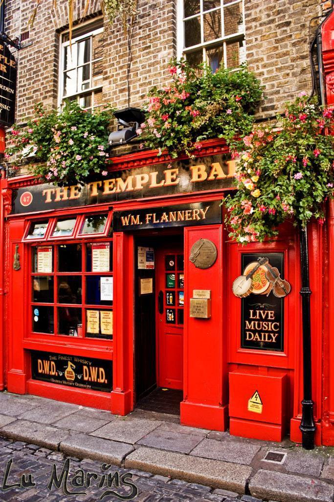Legendary Temple Bar, Dublin!   www.liberatingdivineconsciousness.com