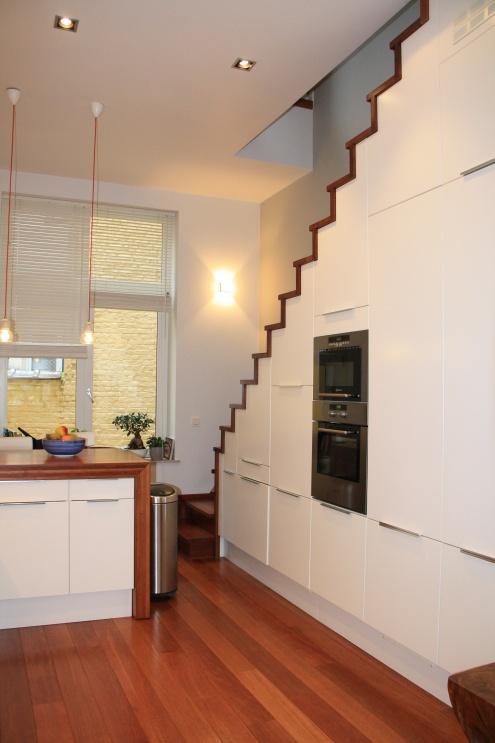 kitchen under stairs remodel ideas pinterest on kitchen under stairs id=11553