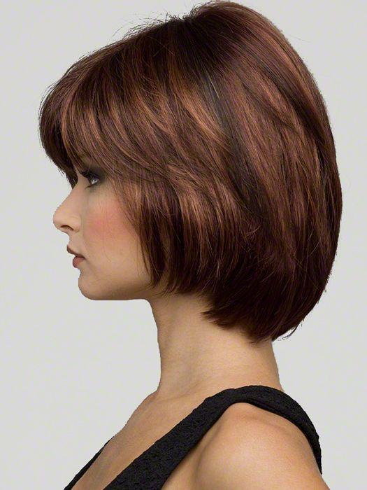 Cinnamon Hair Color With Highlights