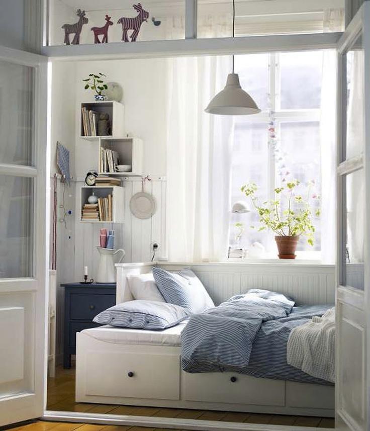 Ikea cozy! For my spare room | Guest Bedroom & Bathroom ...