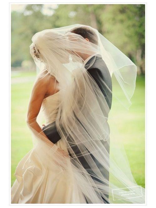 Veil - photo idea