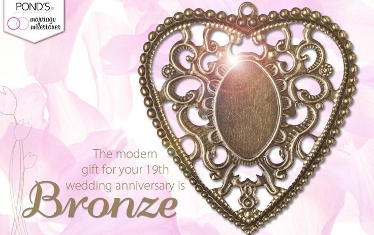 Nineteenth #Wedding #Anniversary Ideas.