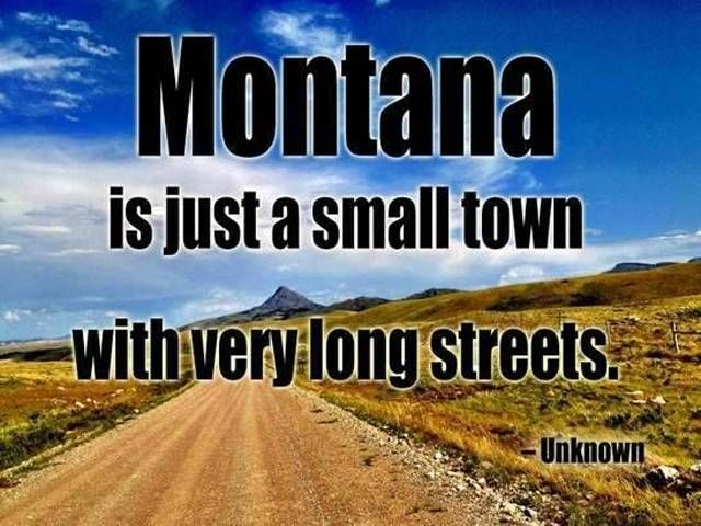 Montana! Pinned by