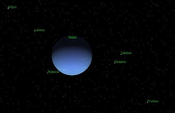 Neptune Moons 176 Celetil 176 Pinterest