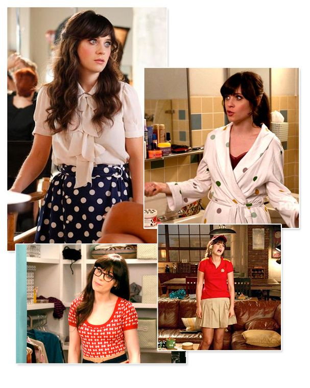 "La plus friendly : Jessica Day de ""New Girl"""
