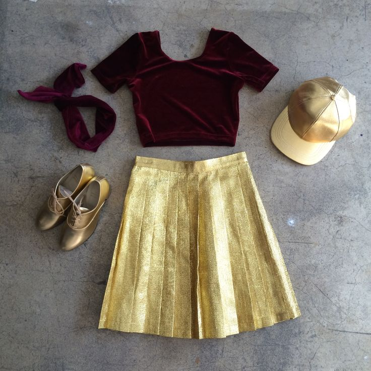 Holiday Outfit Inspiration by #AmericanApparel