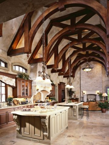 Marco's style kitchen