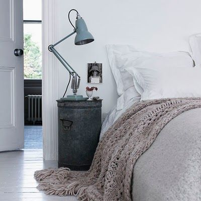 A rubbish bin in your bedroom... SERIOUSLY!! DO IT!! {Hazel Loves Design}