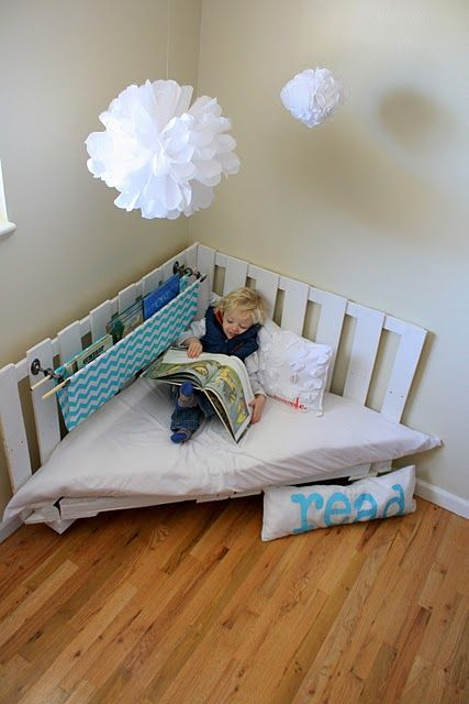 esquina habitación rincon lectura