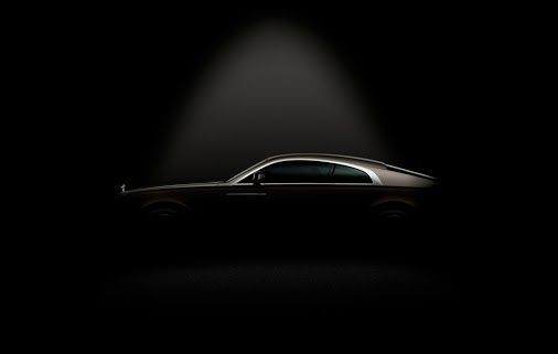 January: The first teaser image is released – along with the evocative name – for the car that would be unveiled later as the most powerful Rolls-Royce ever.