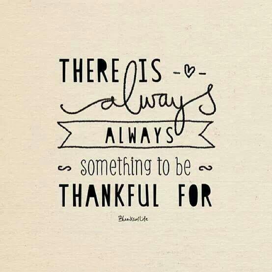 thankful, grateful, gratitude