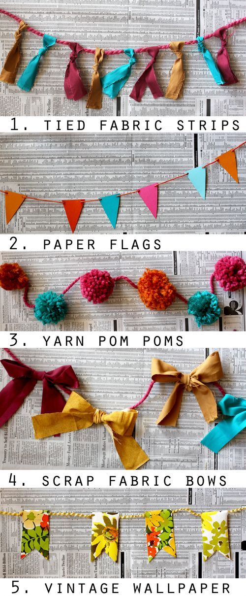 10 ways to rock garland.