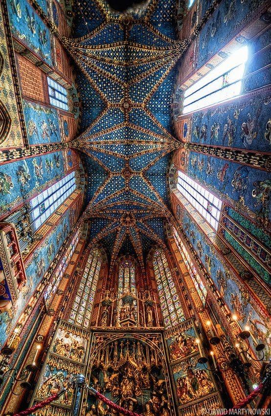 St. Mary's Altar. Krak?w