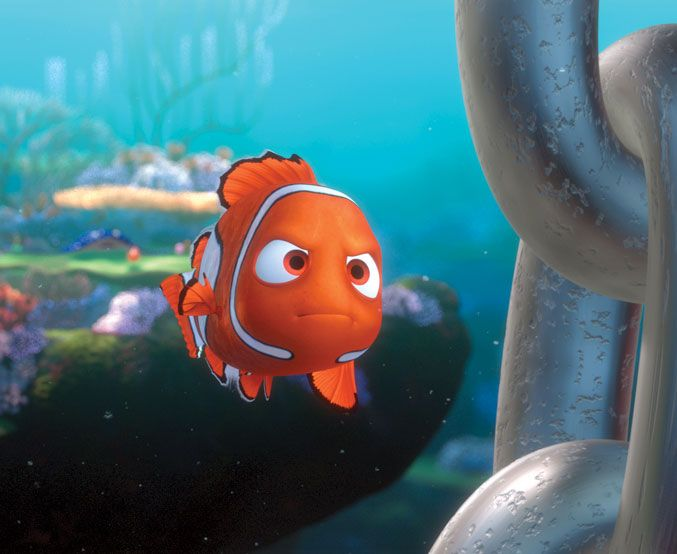 How to be Cute 101 - Nemo #Disney #Nemo