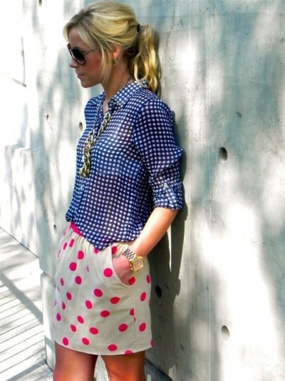 Not Crazy Ways To Mix Prints