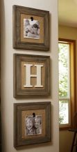 Beautiful Living Style: Weekend Project: Burlap Art