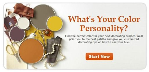 What's your color personality? Find out at http://wholesomehomes.net/?p=985