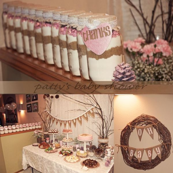 Baby Shower Food Ideas: Country Themed Baby Shower Ideas