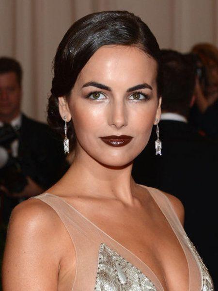 Gorgeous Vampy Lips #makeup #vampy #lipstick #lipcolor #Lips - bellashoot.com