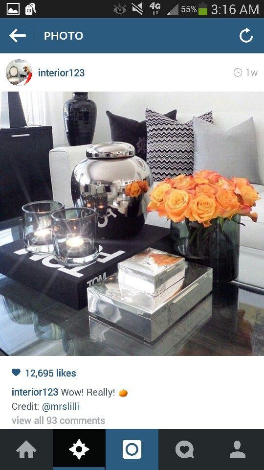 Coffee Table decor ♡