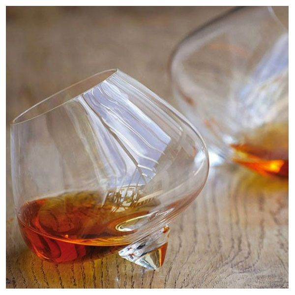 Cognac Glasses by Rikke Hagen for Normann Copenhagen | Serving | Vertigo Home