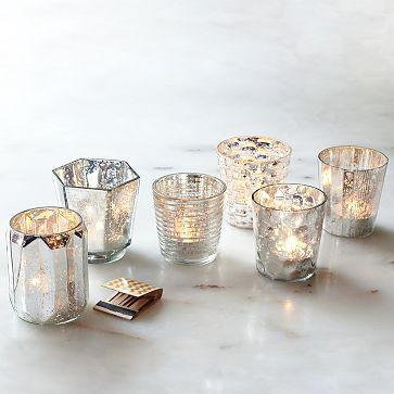 mercury tea lights