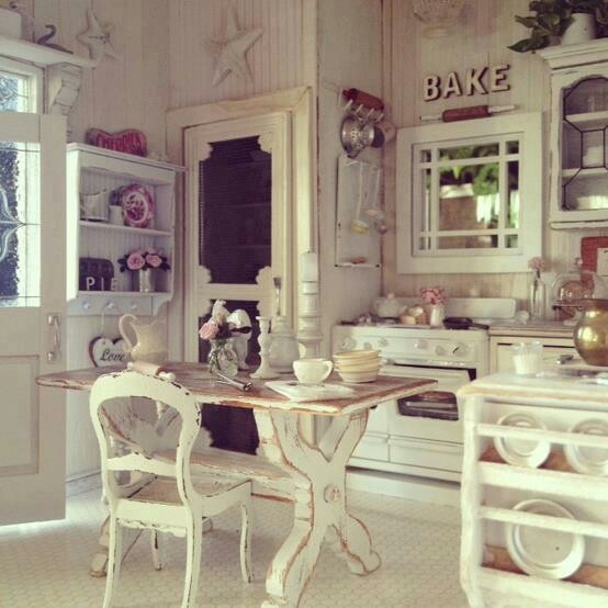 Sweet Little Cottage Kitchen Country Amp Farmhouse Kitchens Pintere