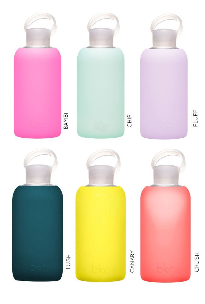 I ♥ (portable) glass water bottles | ♡ A Girl Named Tamiko