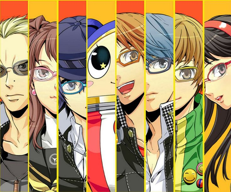 Persona 4 - sooo in love with this game :D