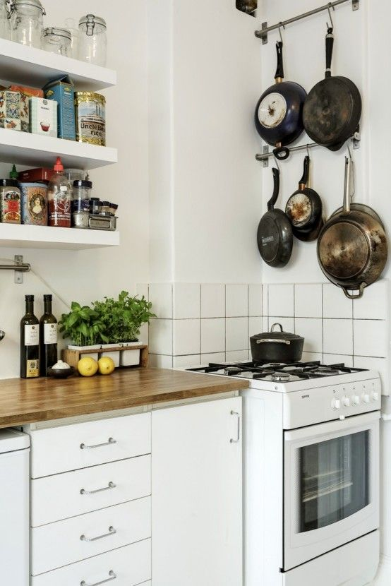 cool kitchen pots and pans storage ideas cooking spaces pinterest on kitchen organization pots and pans id=75214
