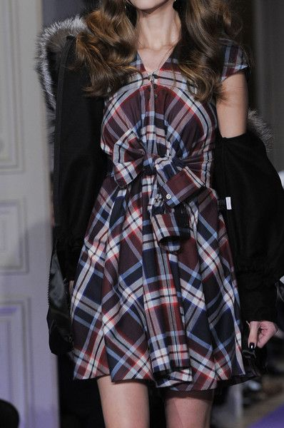 Alexis Mabille Fall 2014