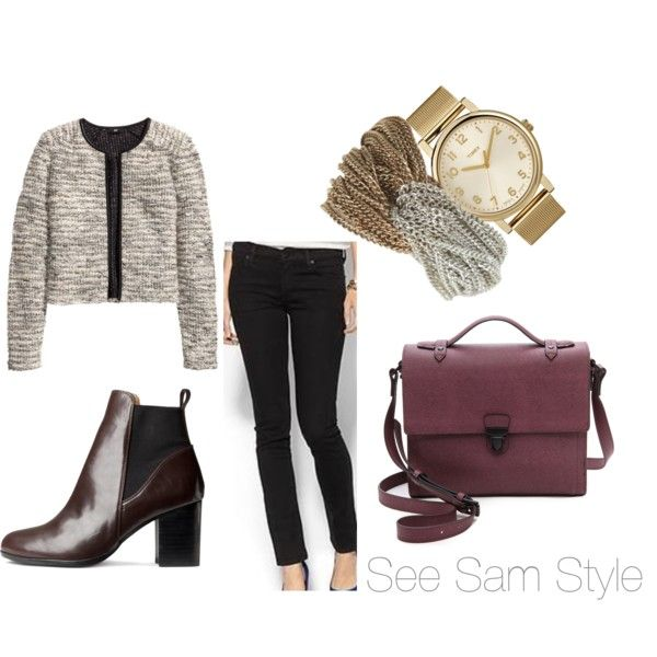 """""""Casual Friday"""" by serdarsa on Polyvore"""