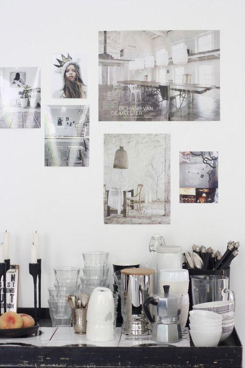 Inspiration / Coffee Corner - Pistols Republic - Interior & Lifestyle