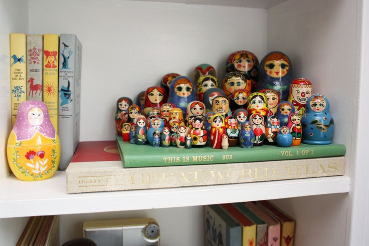 Nesting dolls Collection