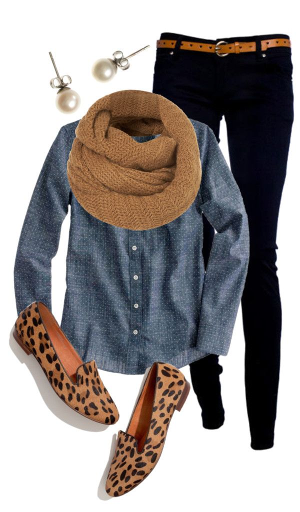 cute casual. ready for fall!