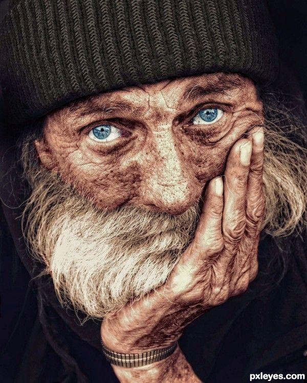 Le storie che raccontano quegli occhi ...