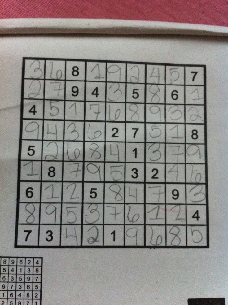 How to play sudoku snapguides and such pinterest