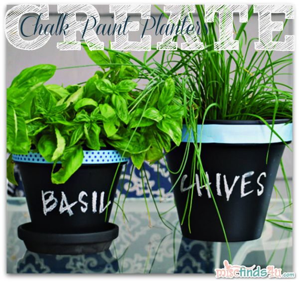 Create: Mother's Day DIY Painted Flowerpot Craft
